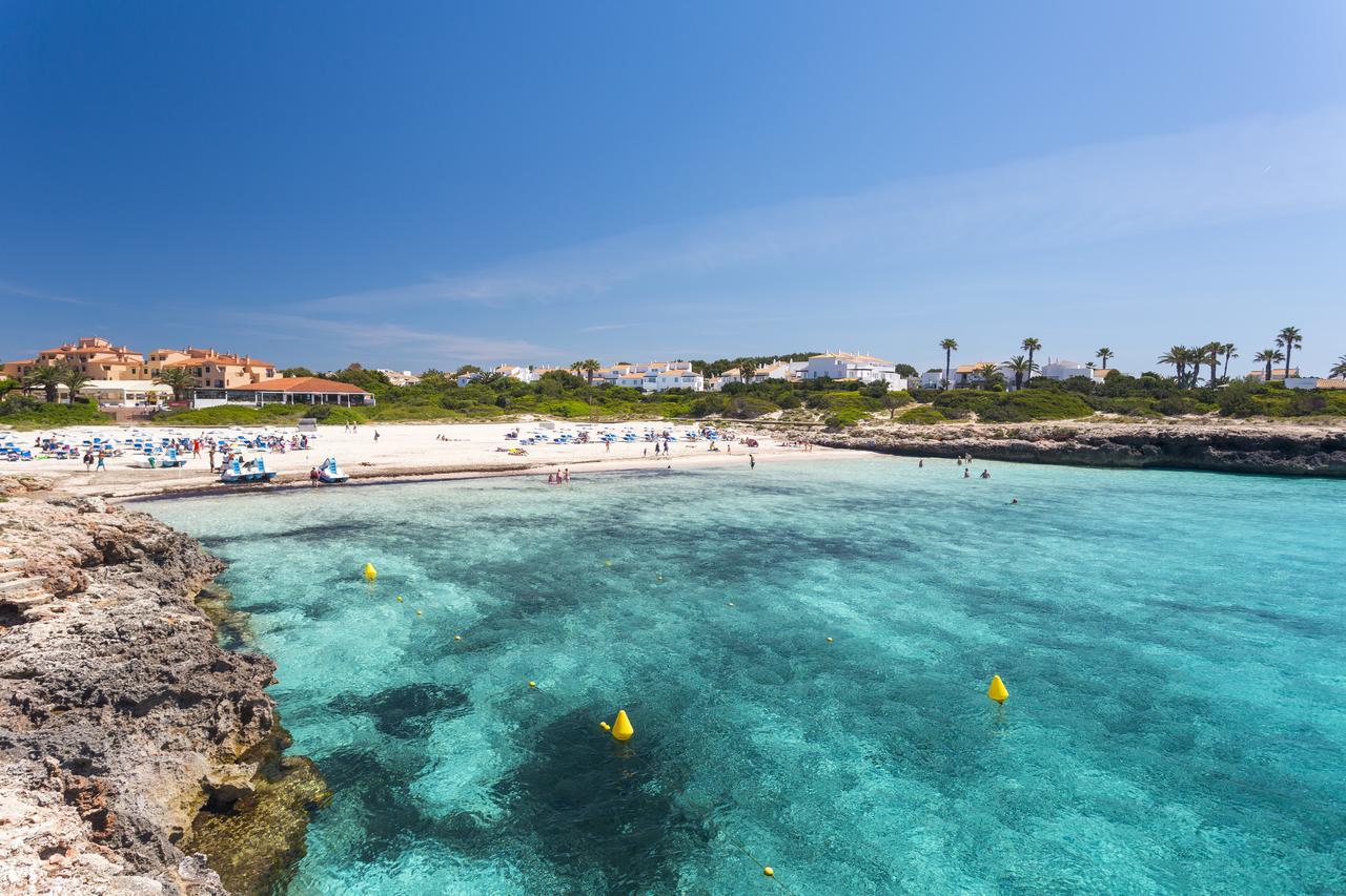 spiagge per bambini minorca